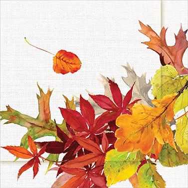 Golden Autumn 33x33cm