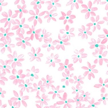 Pretty in Rosé 33x33 cm