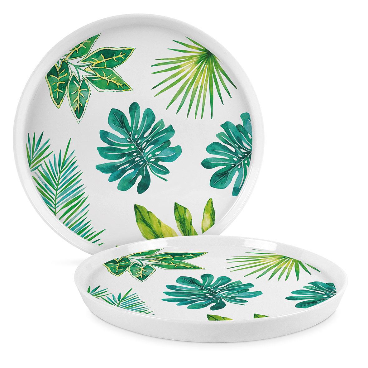 Jungle Trend Plate 27