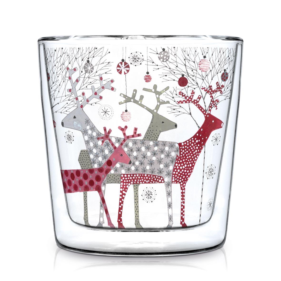 Scandic Christmas Trendglas DW