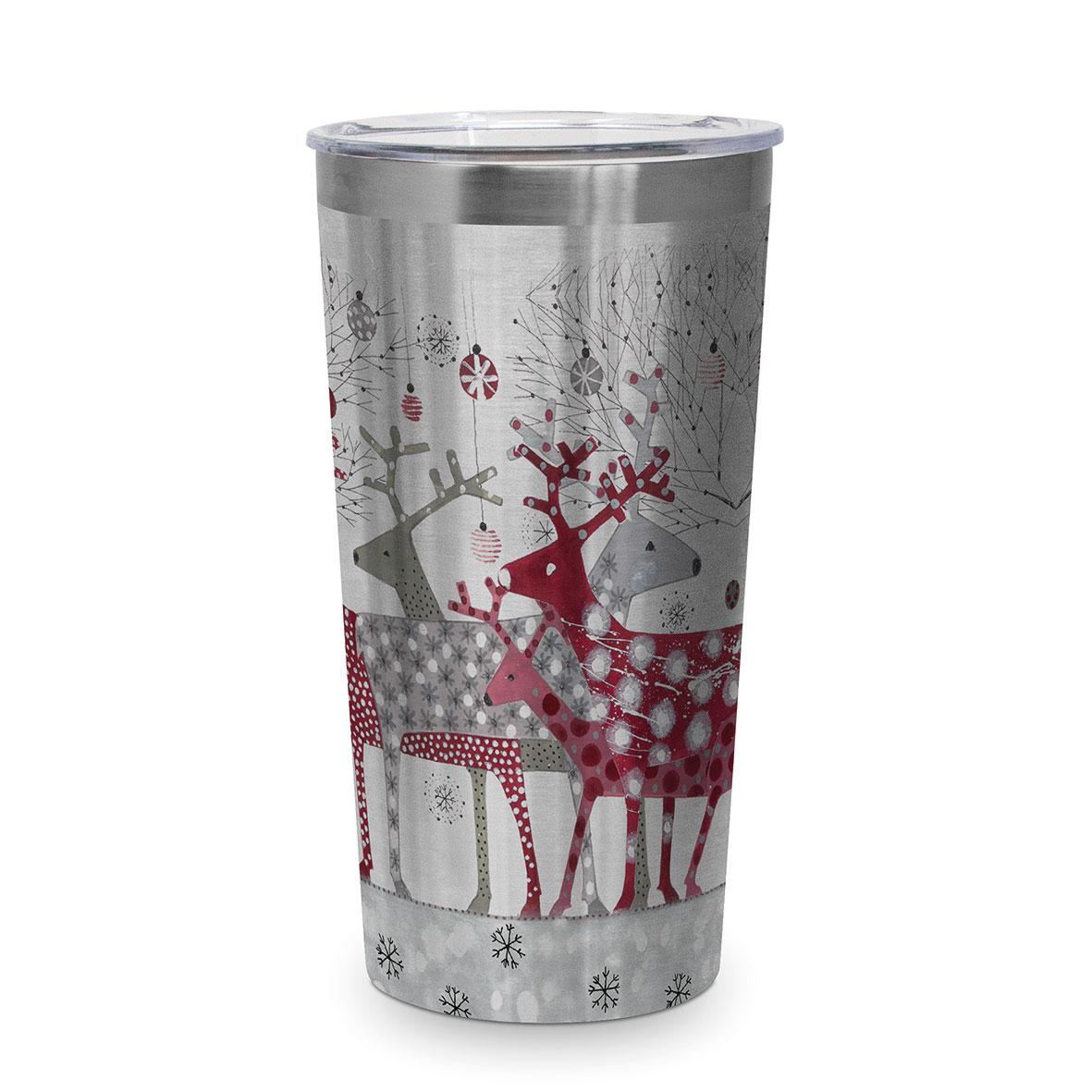 Scandic Christmas Steel Travel Mug 0,43
