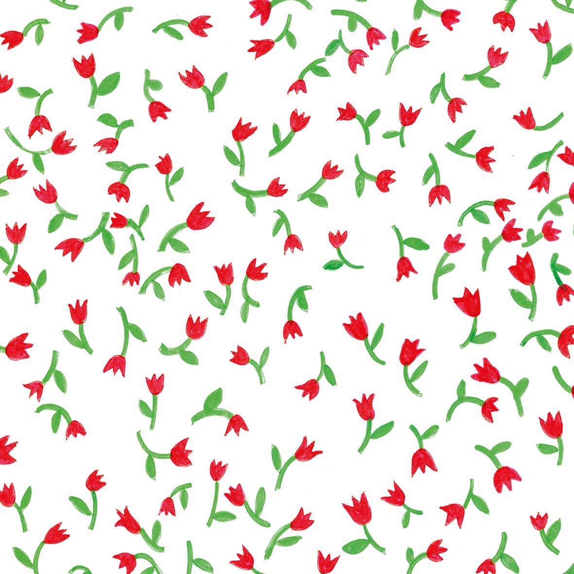 Tulip Confetti 33x33 cm