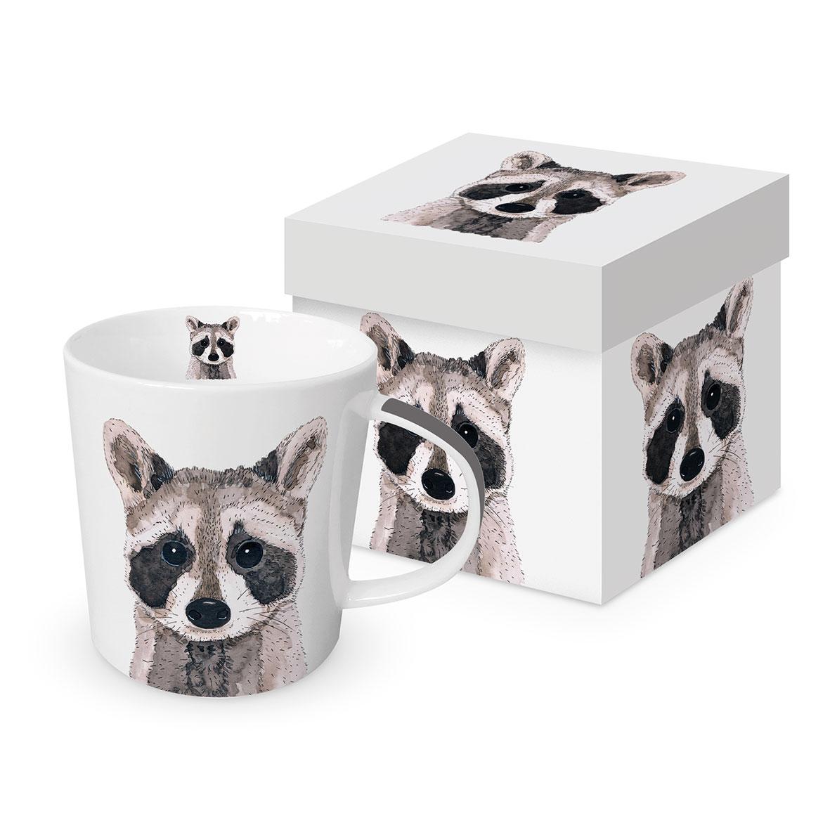 Raccoon Trend Mug GB