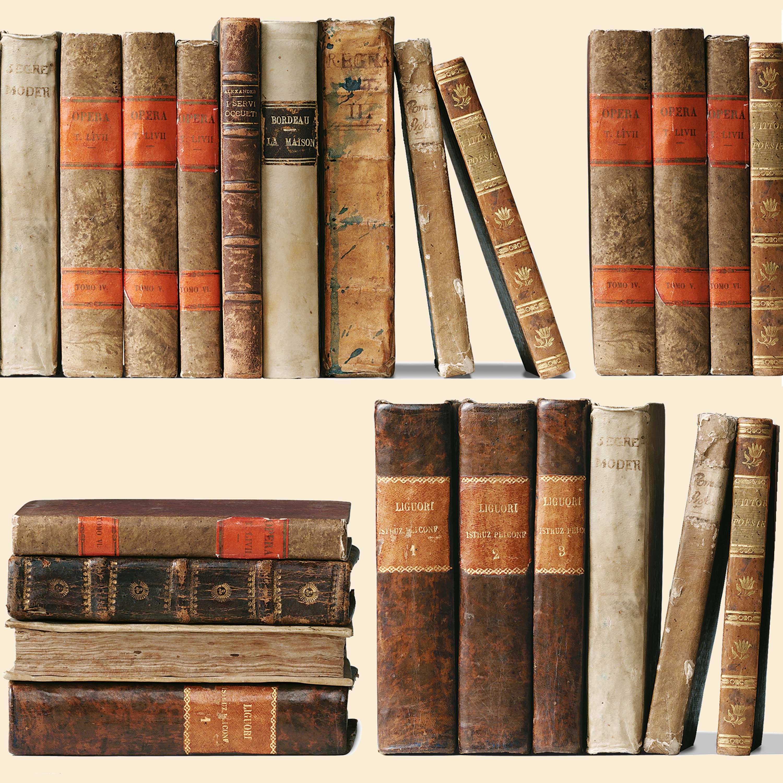 Libri Antichi Napkin 33x33