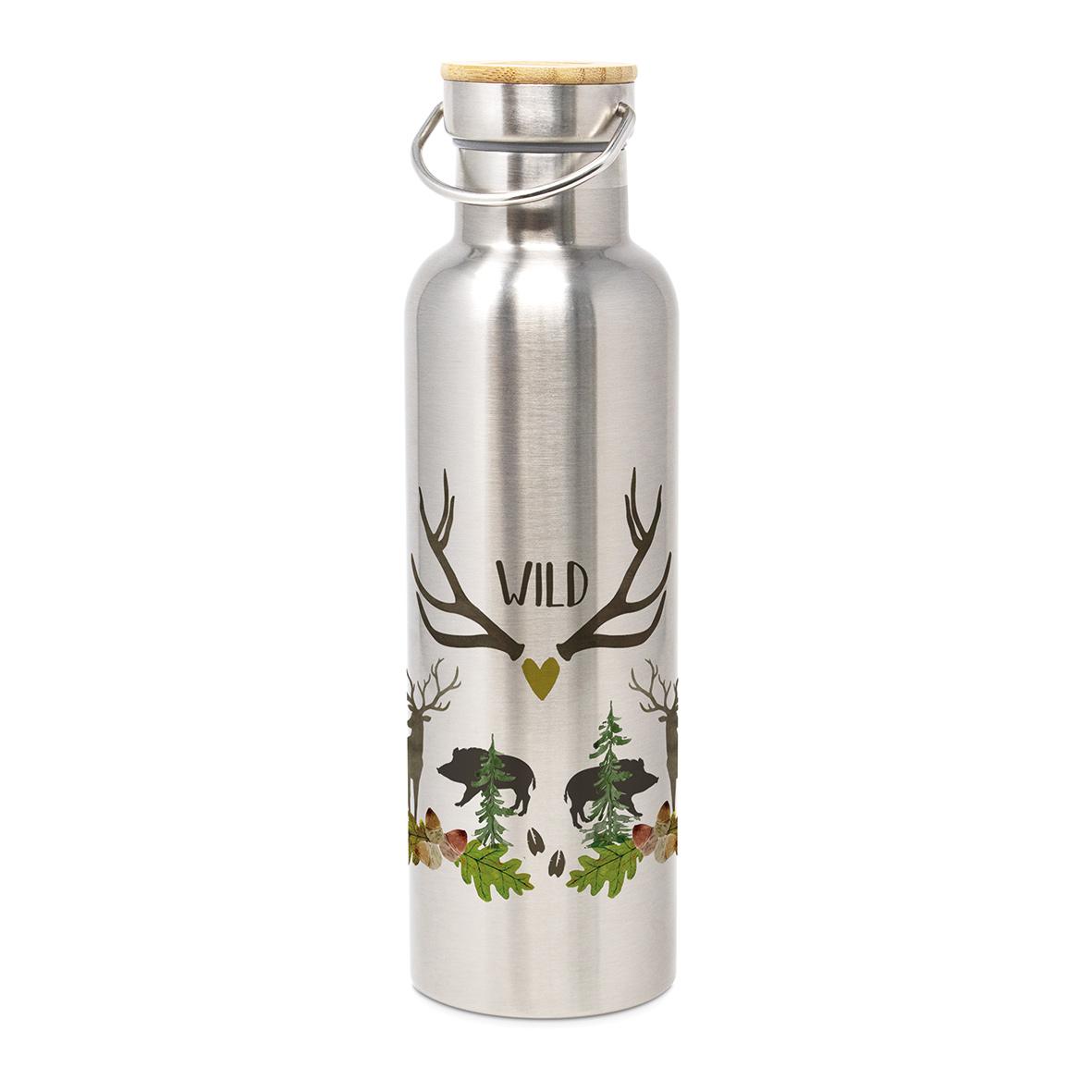 Wild Steel Bottle 0,75