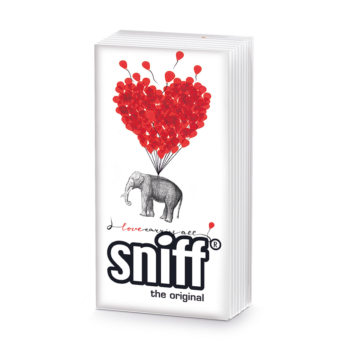 Sniff Love Carries All