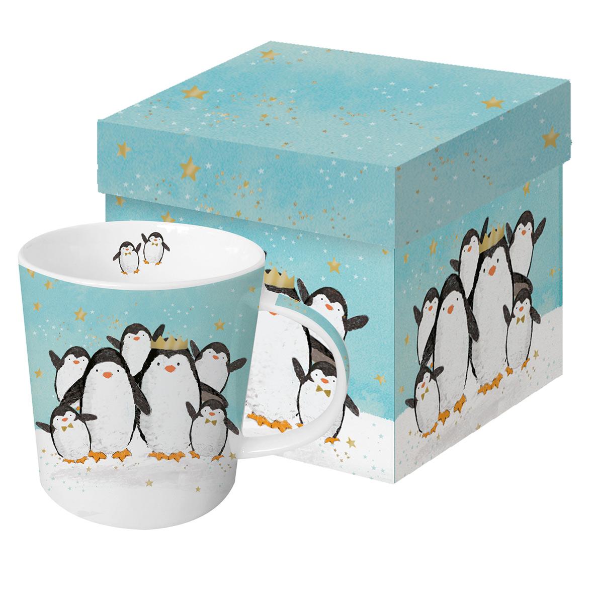 Penguin Family Trend Mug GB