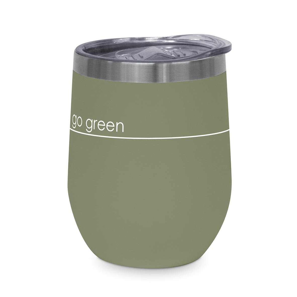 Pure Go Green Thermo Mug 0,35