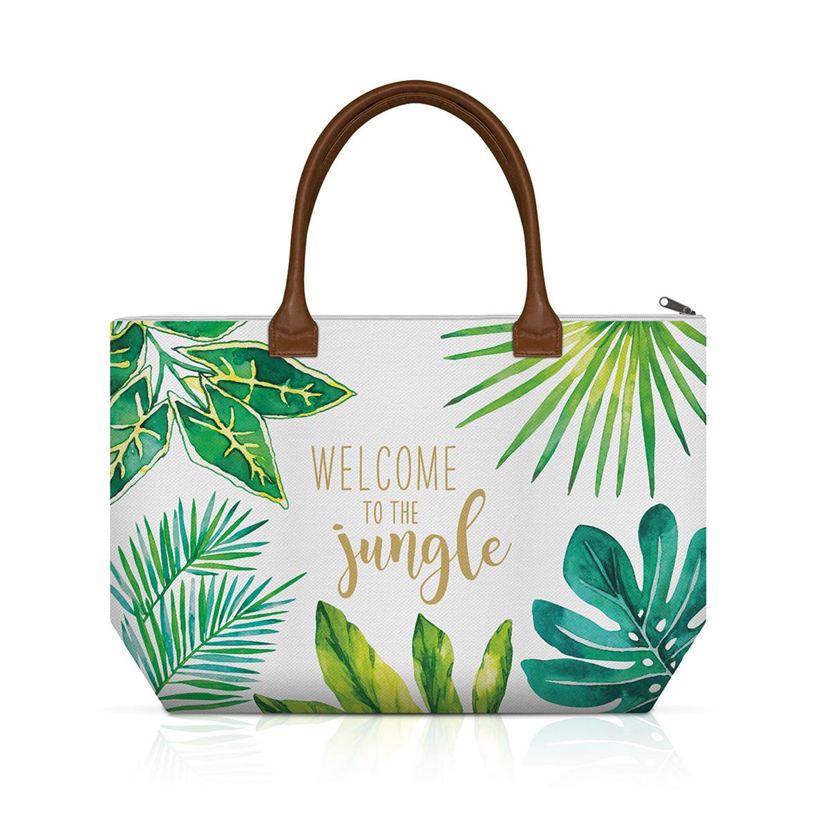 Shopping Bag Jungle