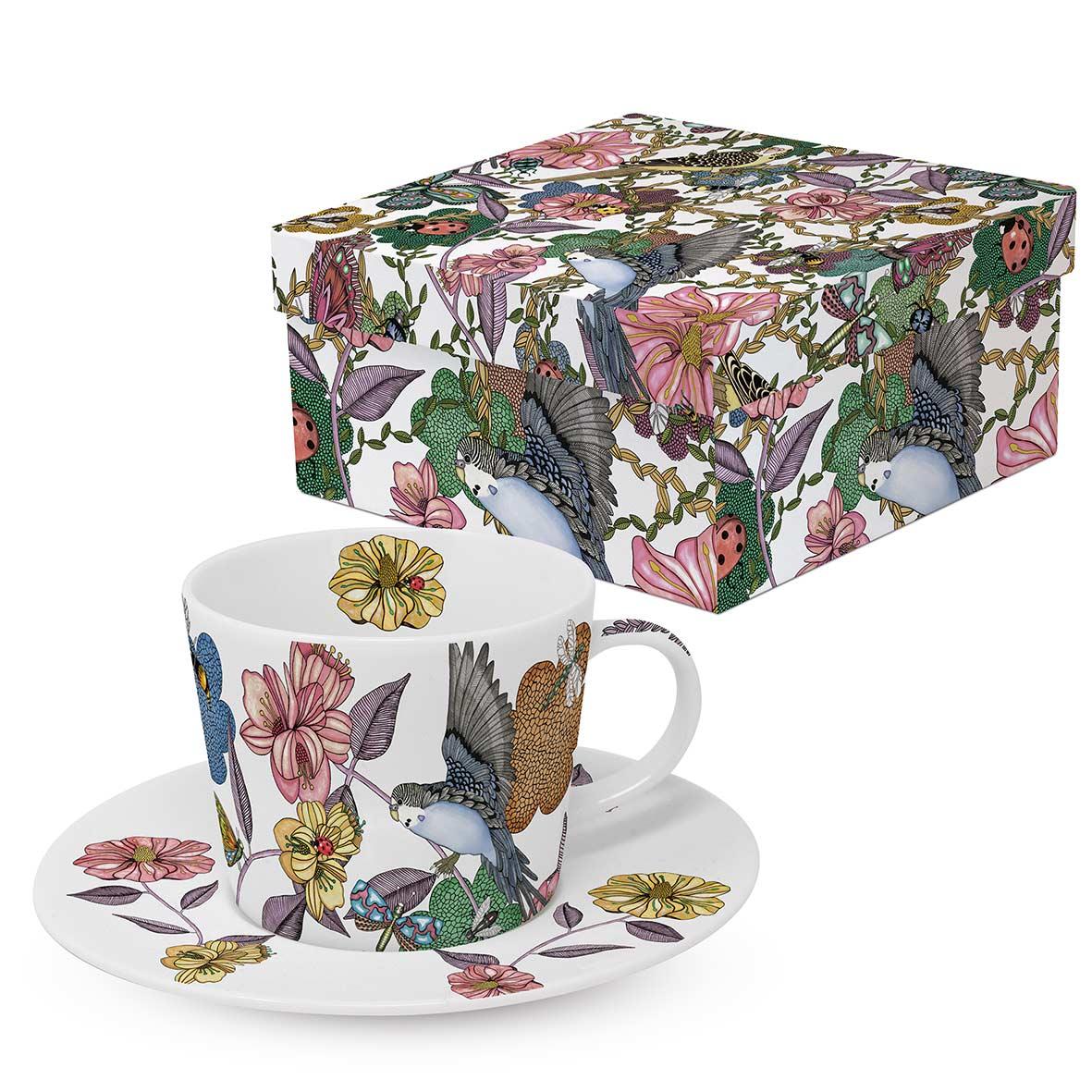 Trend Coffee GB Birds & Flowers