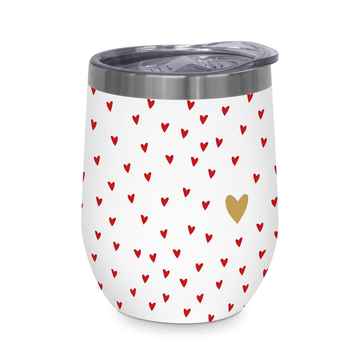 Little Hearts Thermo Mug 0,35