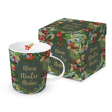 Trend Mug GB Winter Wishes