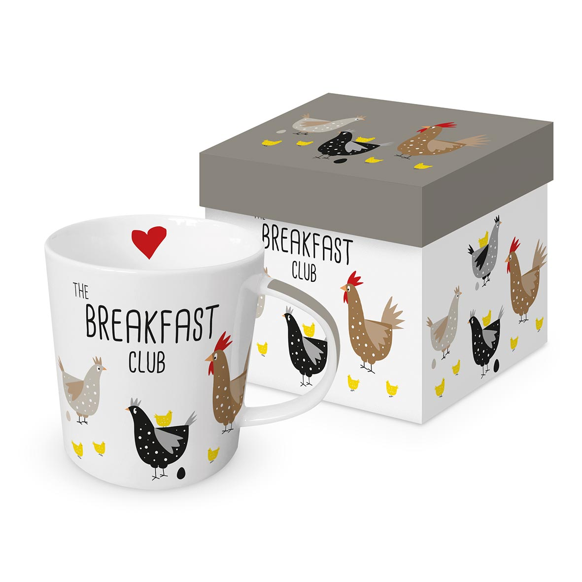 Breakfast Club Trend Mug GB