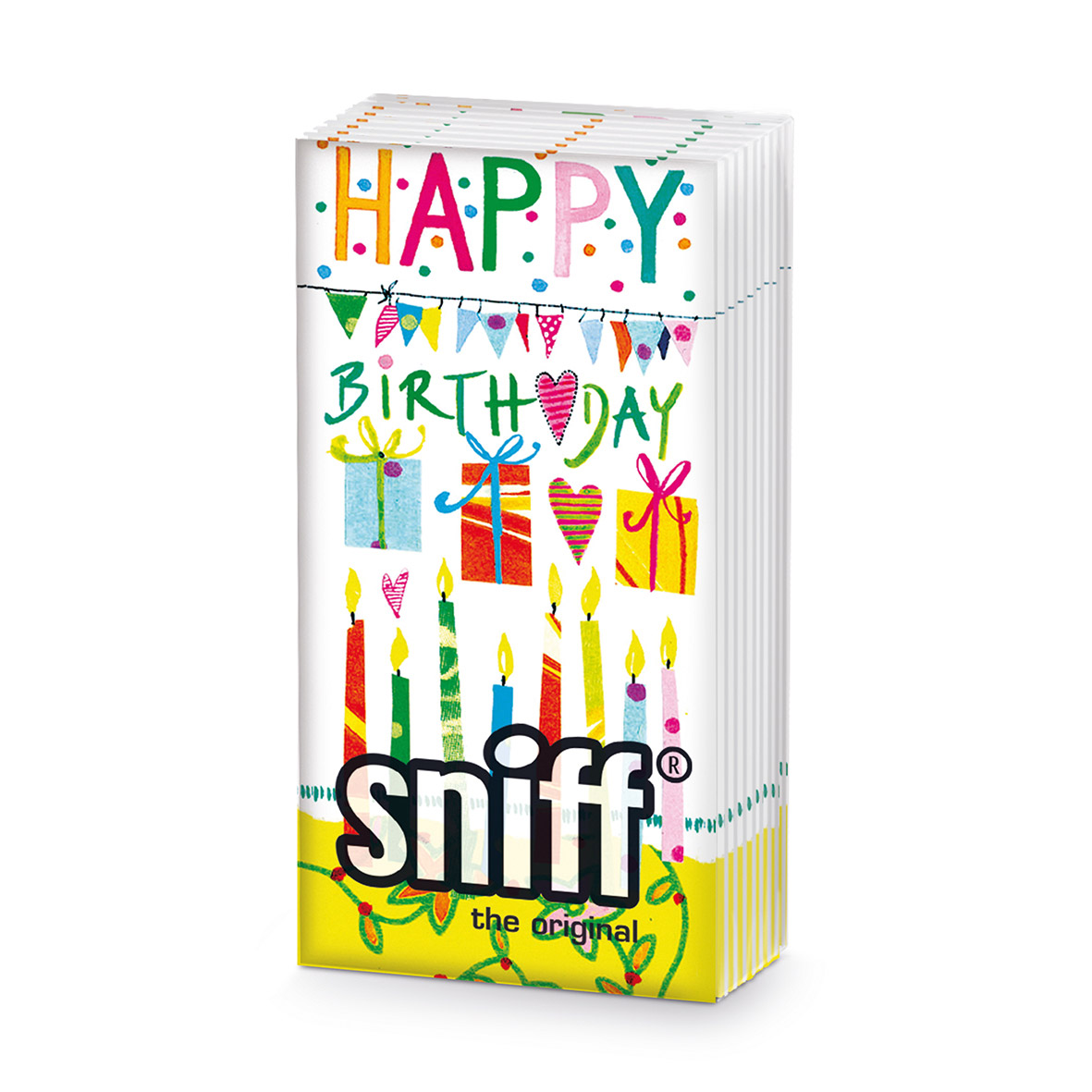 Sniff Happy Birthday