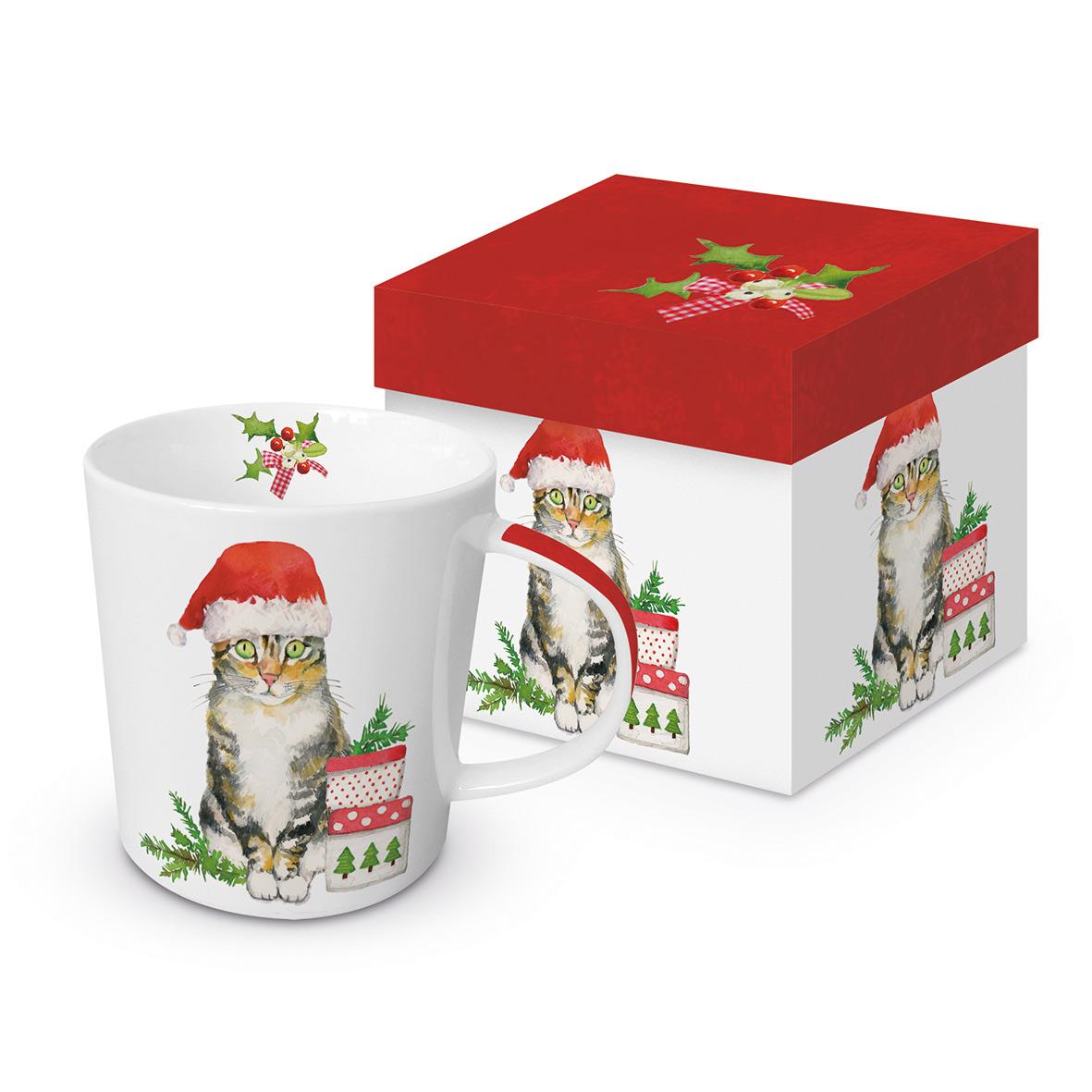 Christmas Kitty Trend Mug GB