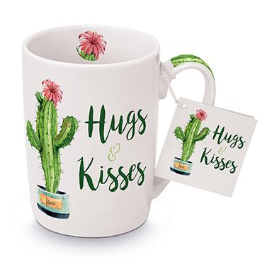 Becher Hugs & Kisses