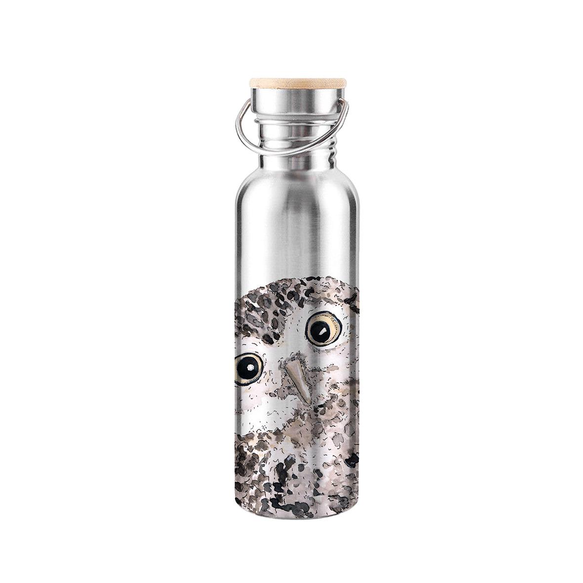 Owl Steel Bottle 0,75