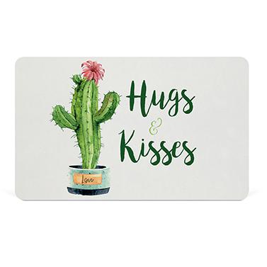 Tray Hugs & Kisses