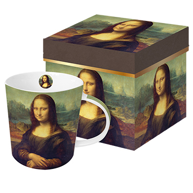 Trend Mug GB Mona Lisa (La Gioconda)