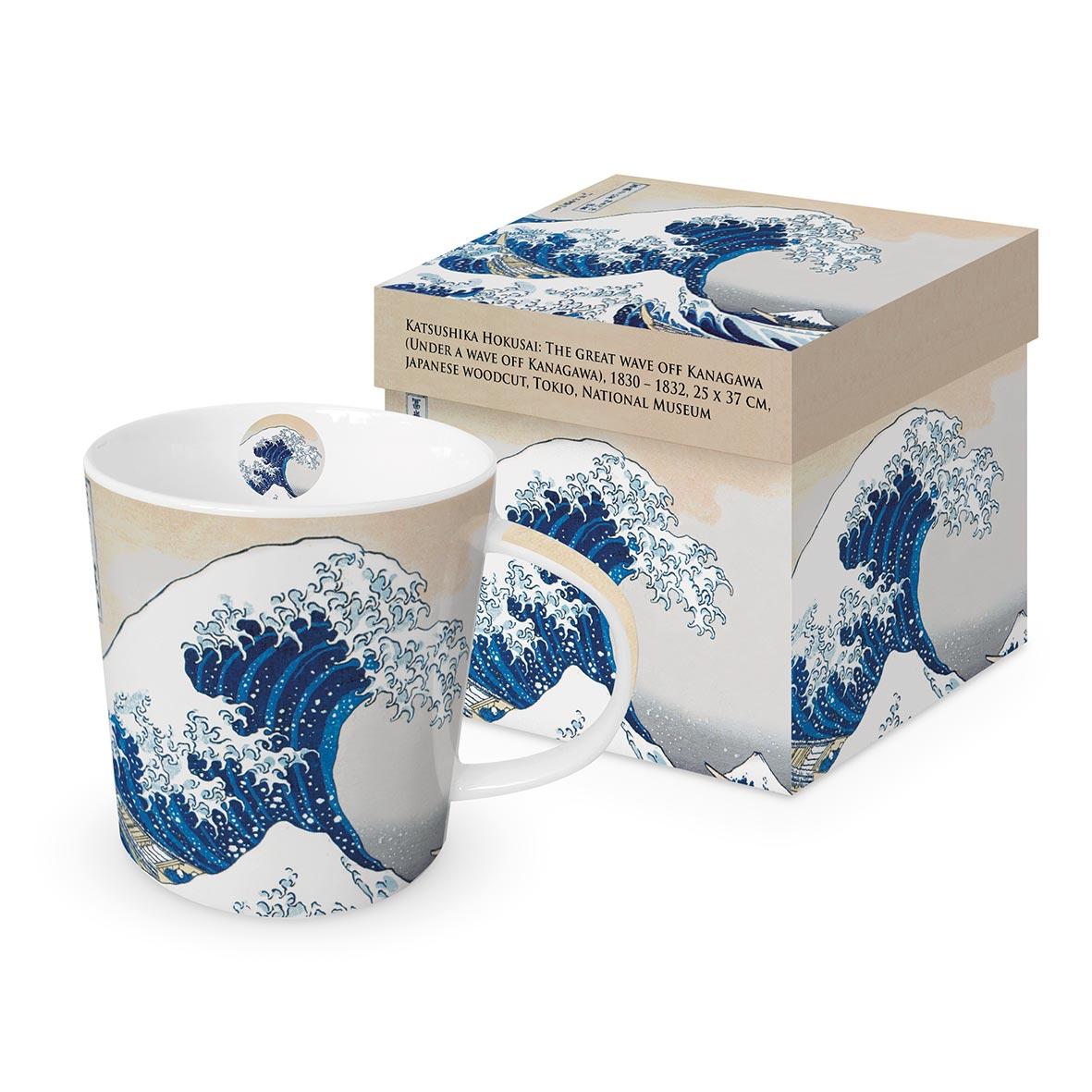 The Great Wave Trend Mug GB