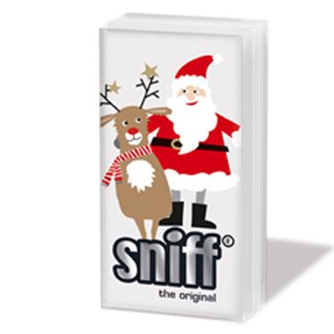 Sniff Santa & Deer