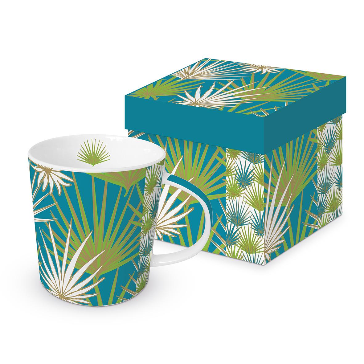 Trend Mug GB Palms