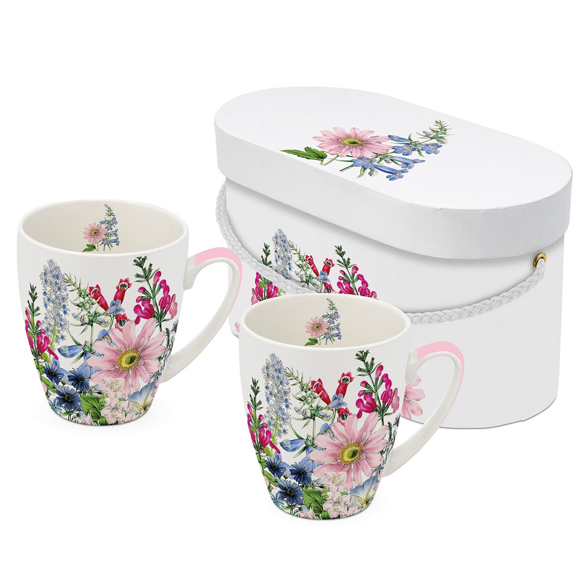 Mug Set GB Floriculture