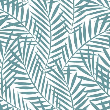 Palm Leaves sage 33x33 cm
