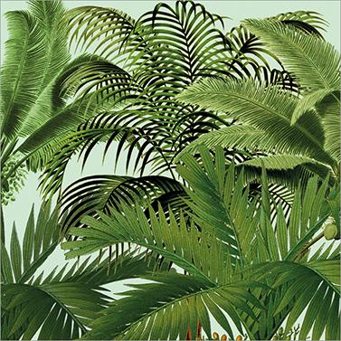 Palm Trees 33x33 cm