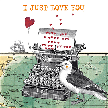 Just Love You 33x33 cm
