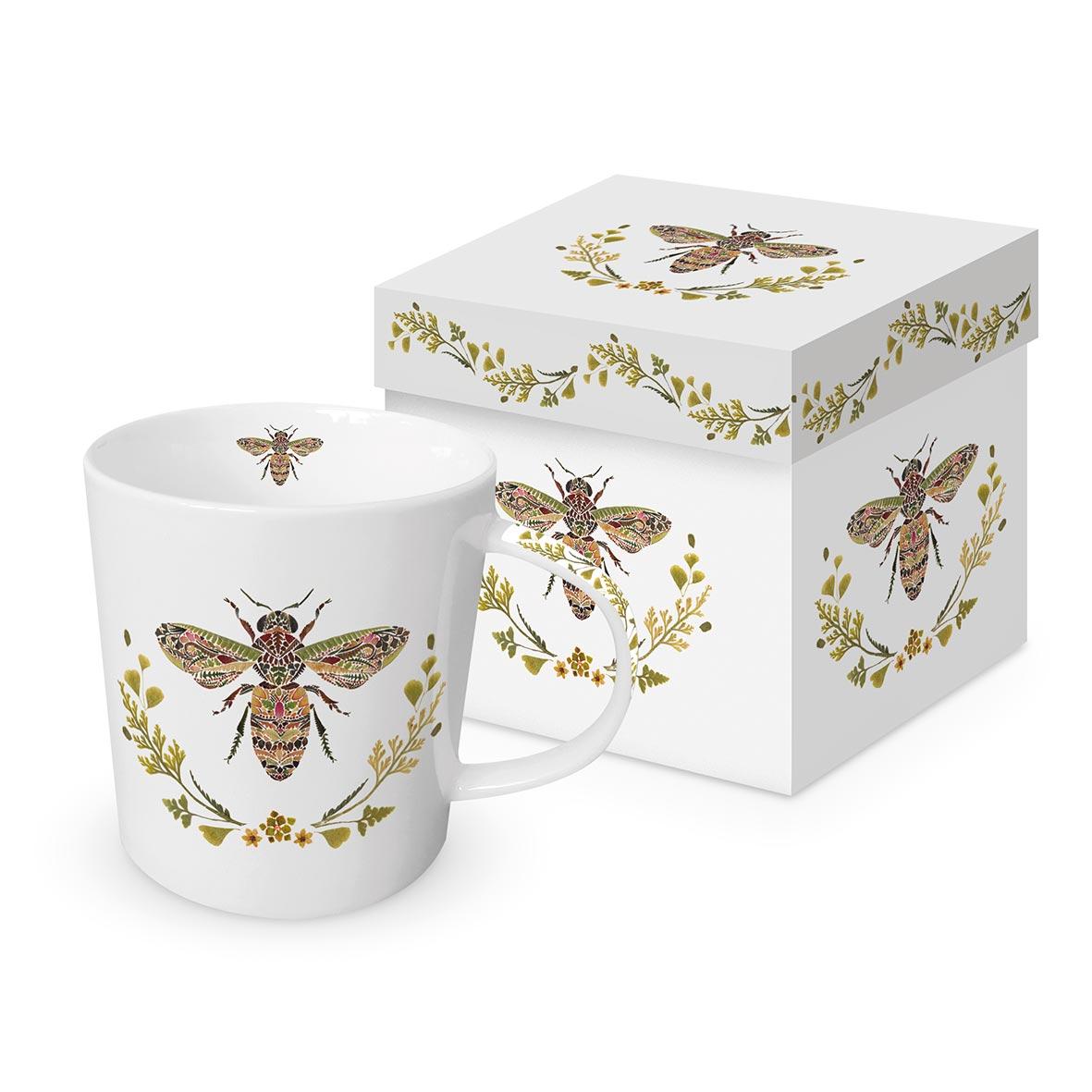 Green Bee Trend Mug GB