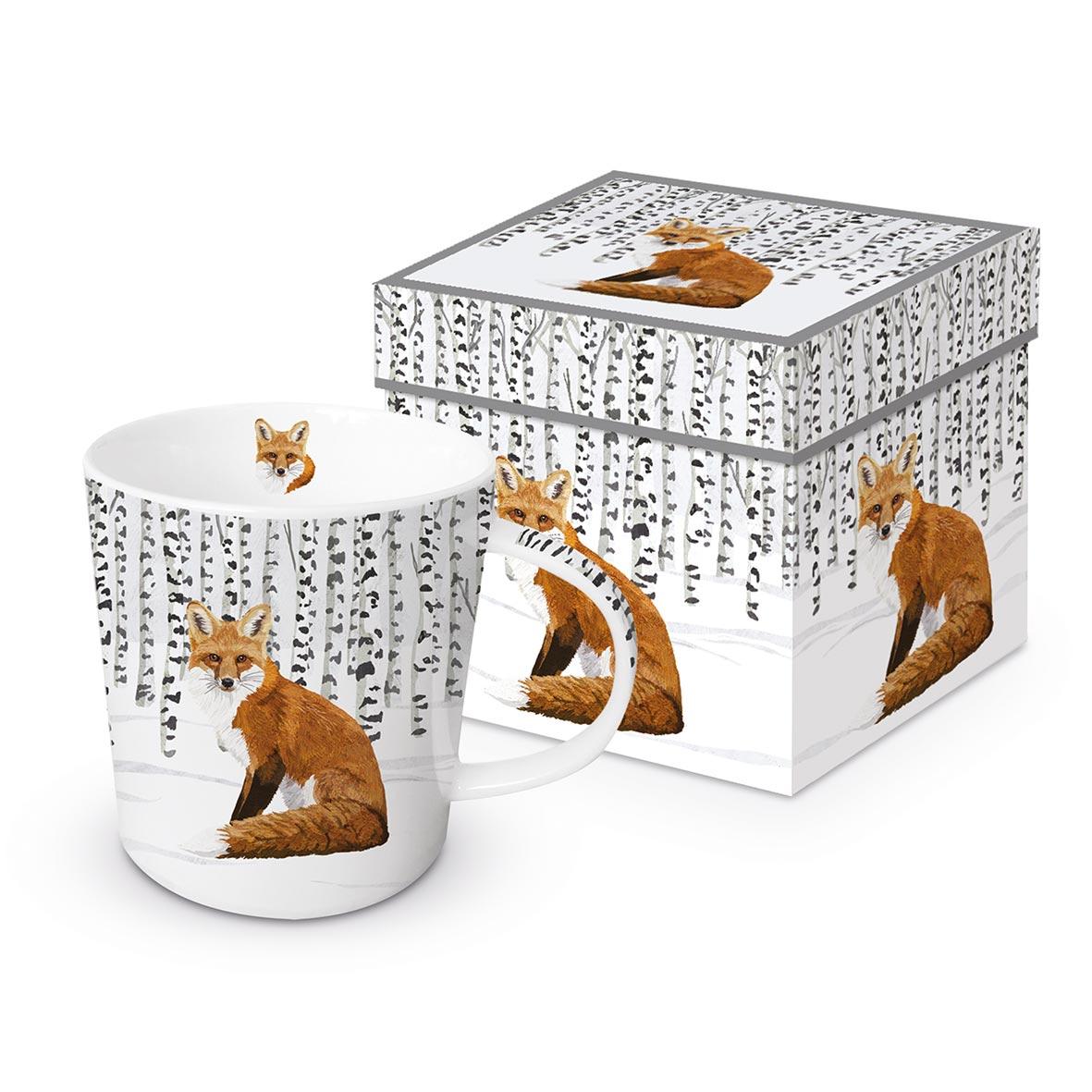 Wilderness Fox Trend Mug GB