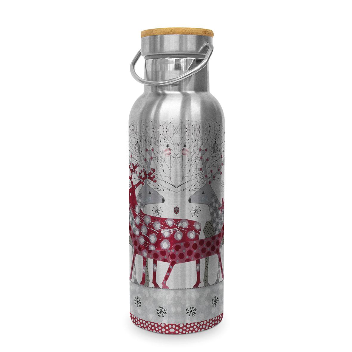Scandic Christmas Steel Bottle 0,50