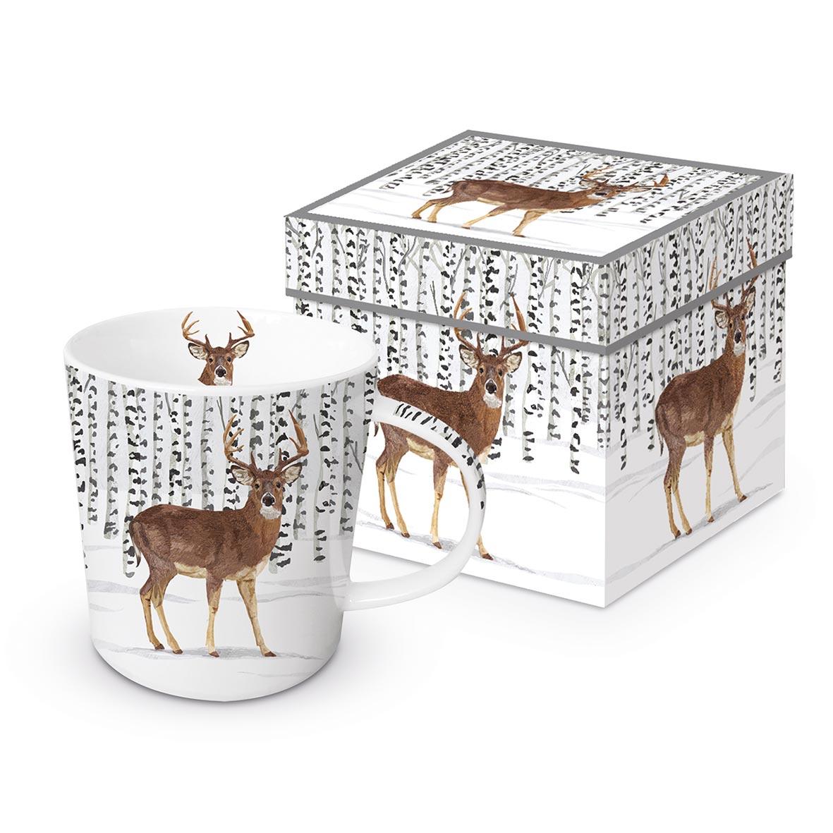 Wilderness Stag Trend Mug GB