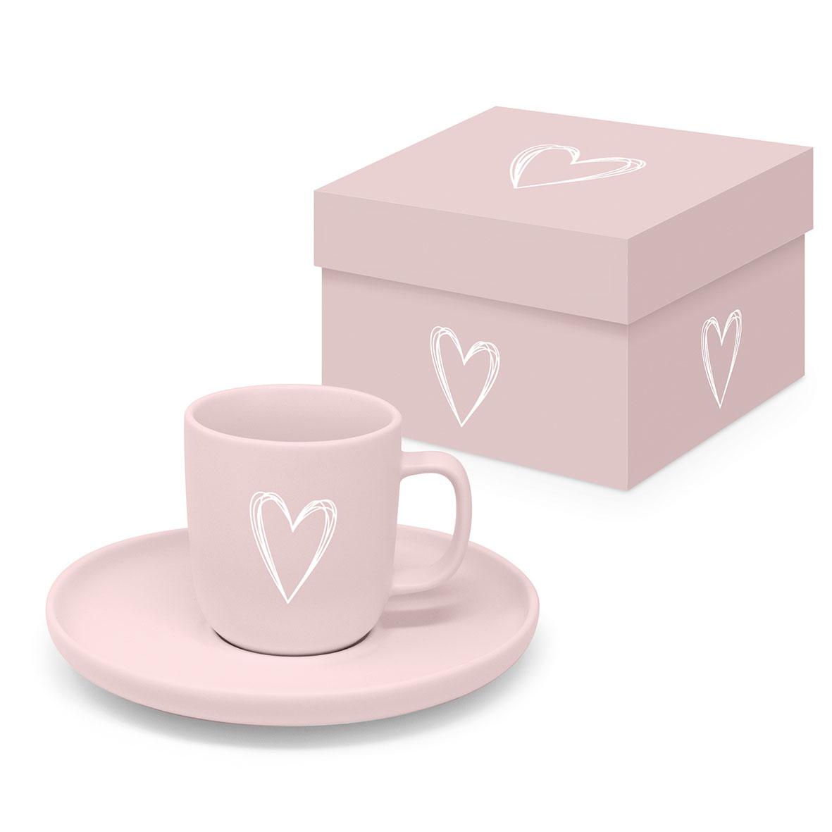 Pure Heart Rosé Matte Espresso