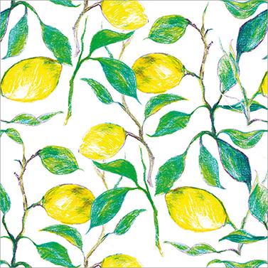 Beautiful Lemons 33x33 cm
