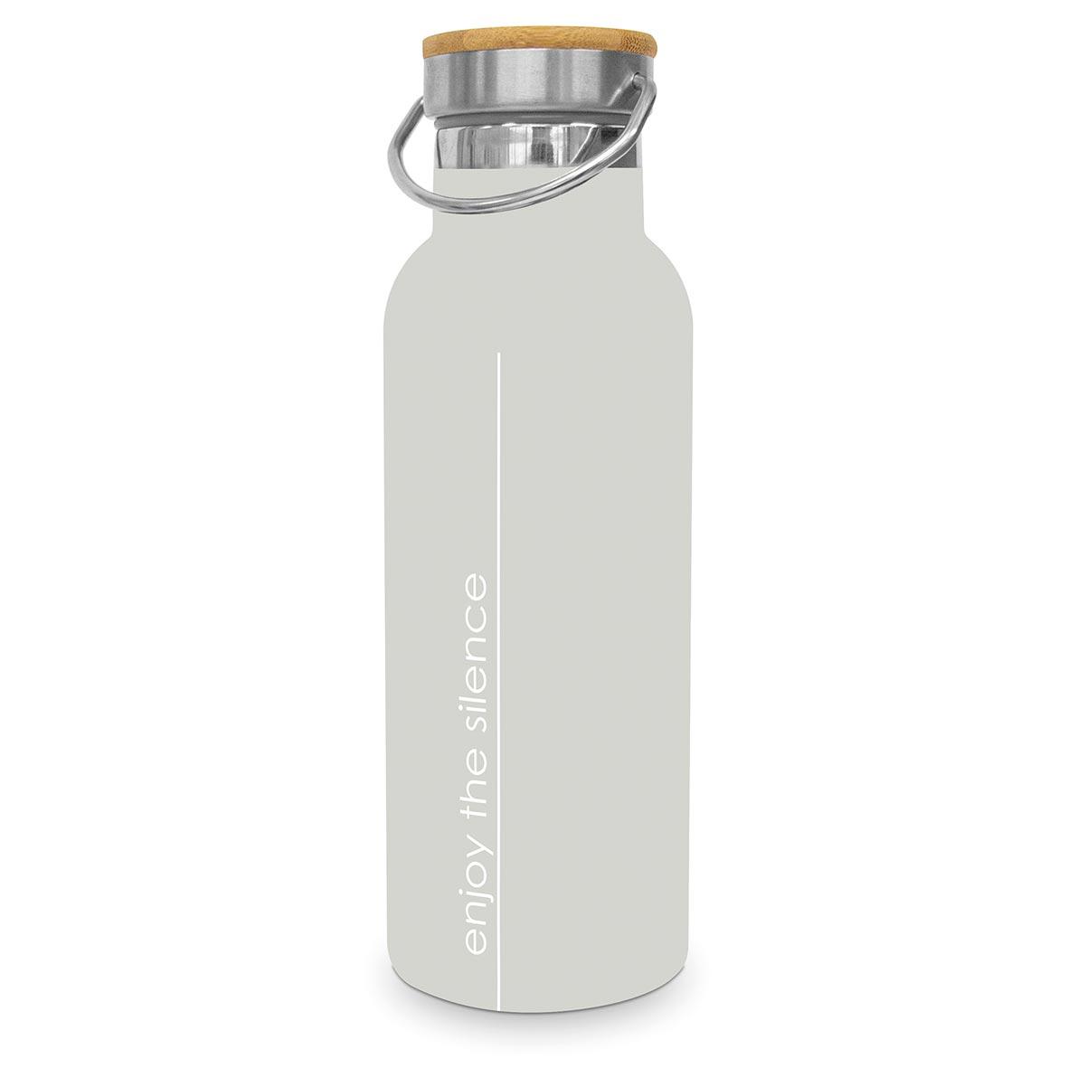 Pure Silence Steel Bottle 0,50