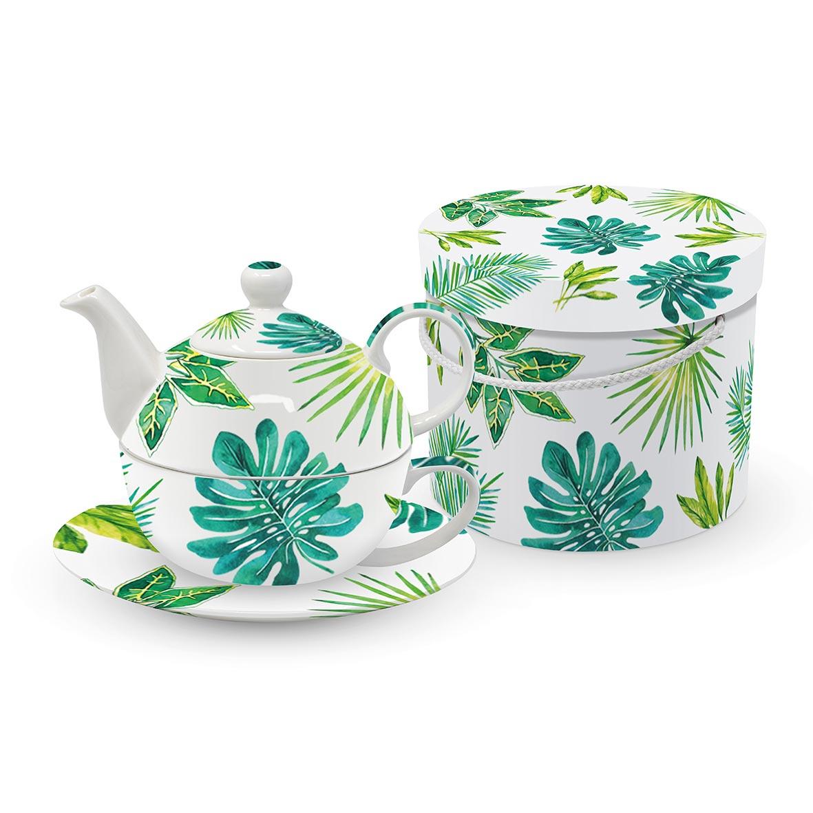 Jungle Tea4one Set GB