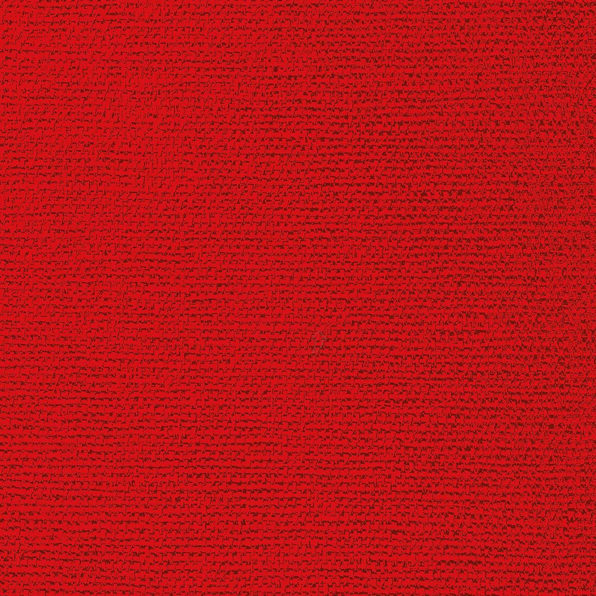 Canvas red Napkin 33x33