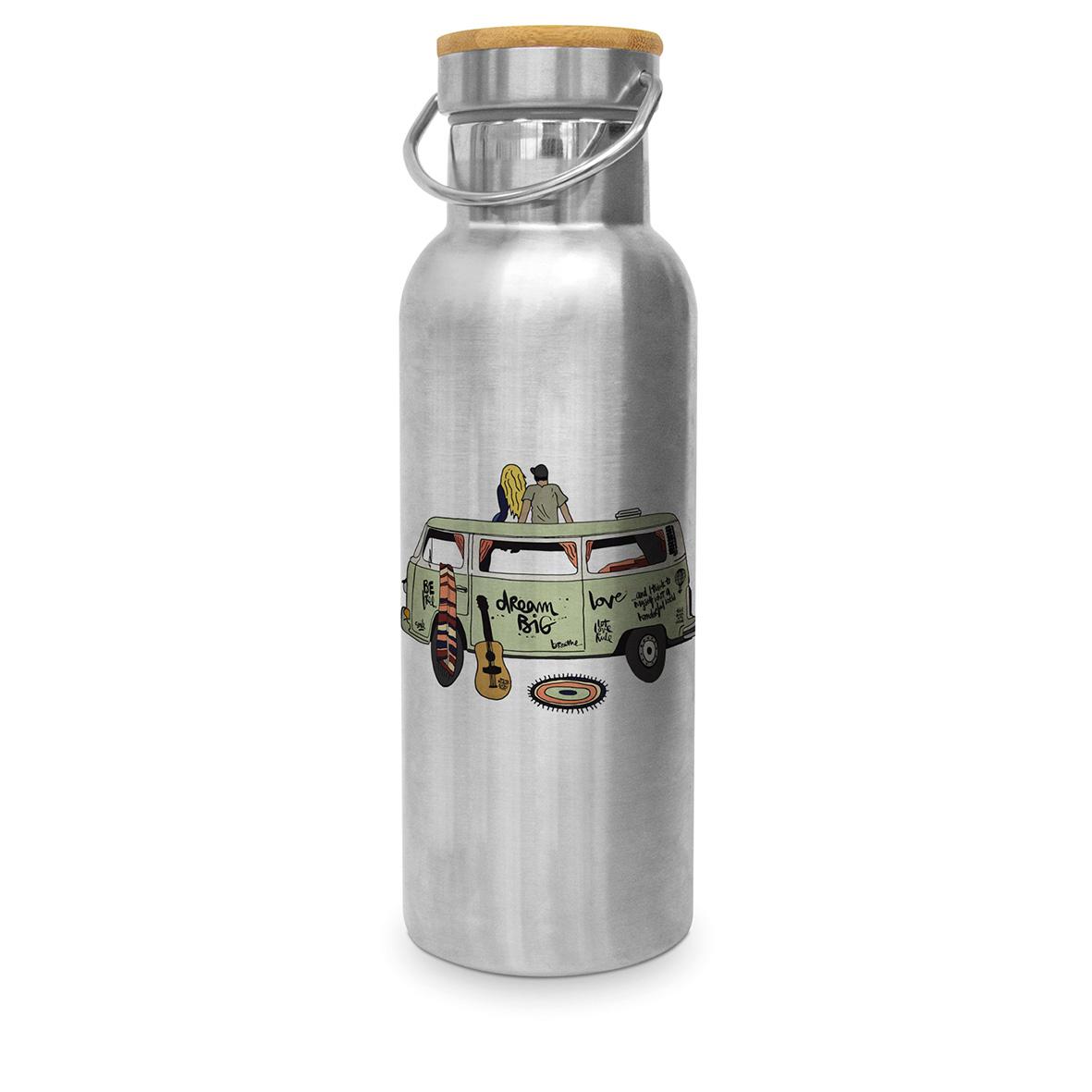 Freiheit Steel Bottle 0,50