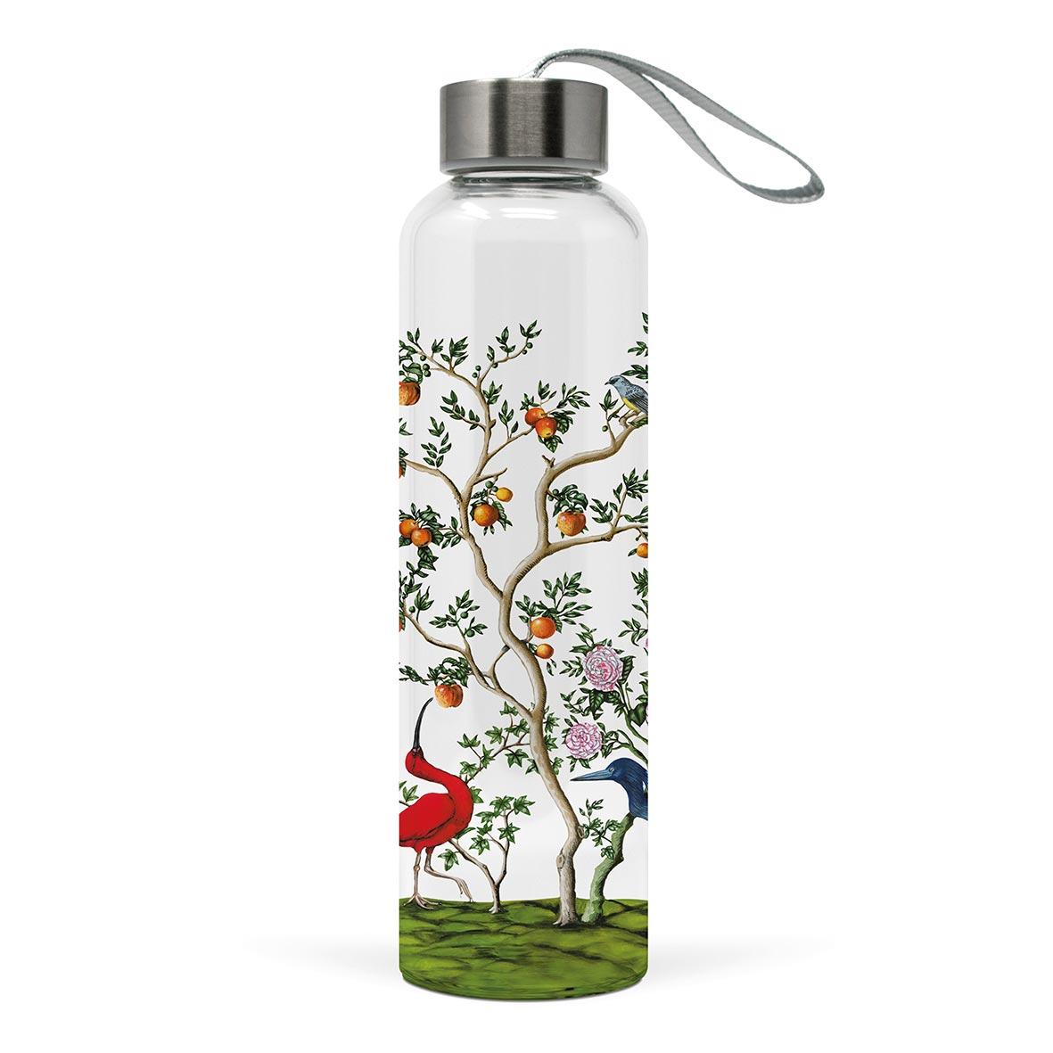 Bird Chinoiserie Bottle