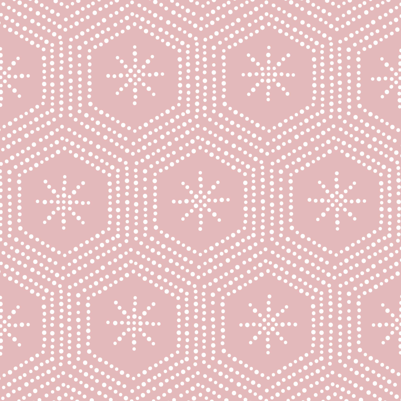 Sirius rosé Napkin 33x33