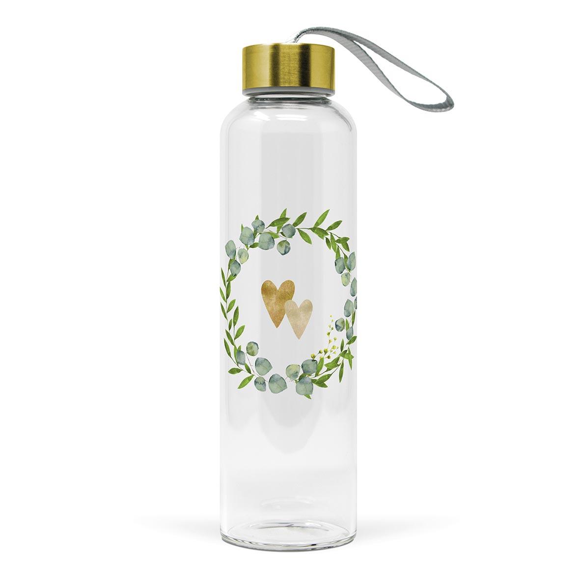 Two Hearts Bottle