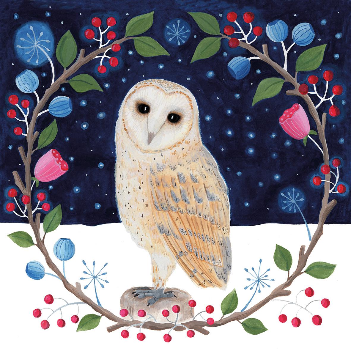 Hedwig Napkin 33x33