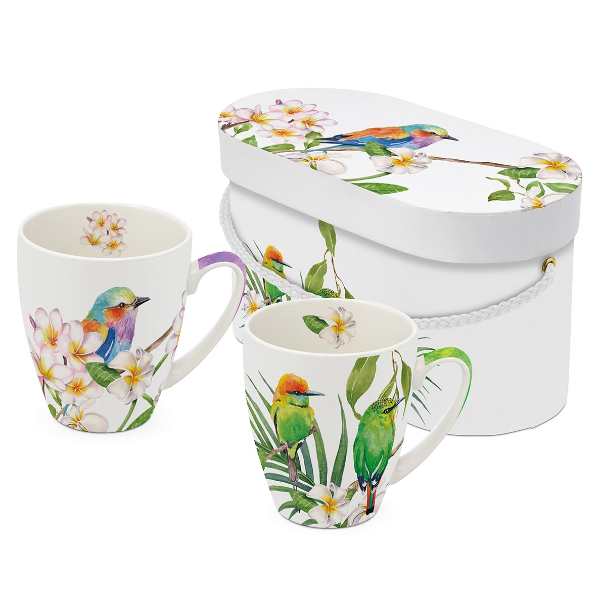 Bali & Sri Lanka 2 Mug Set GB