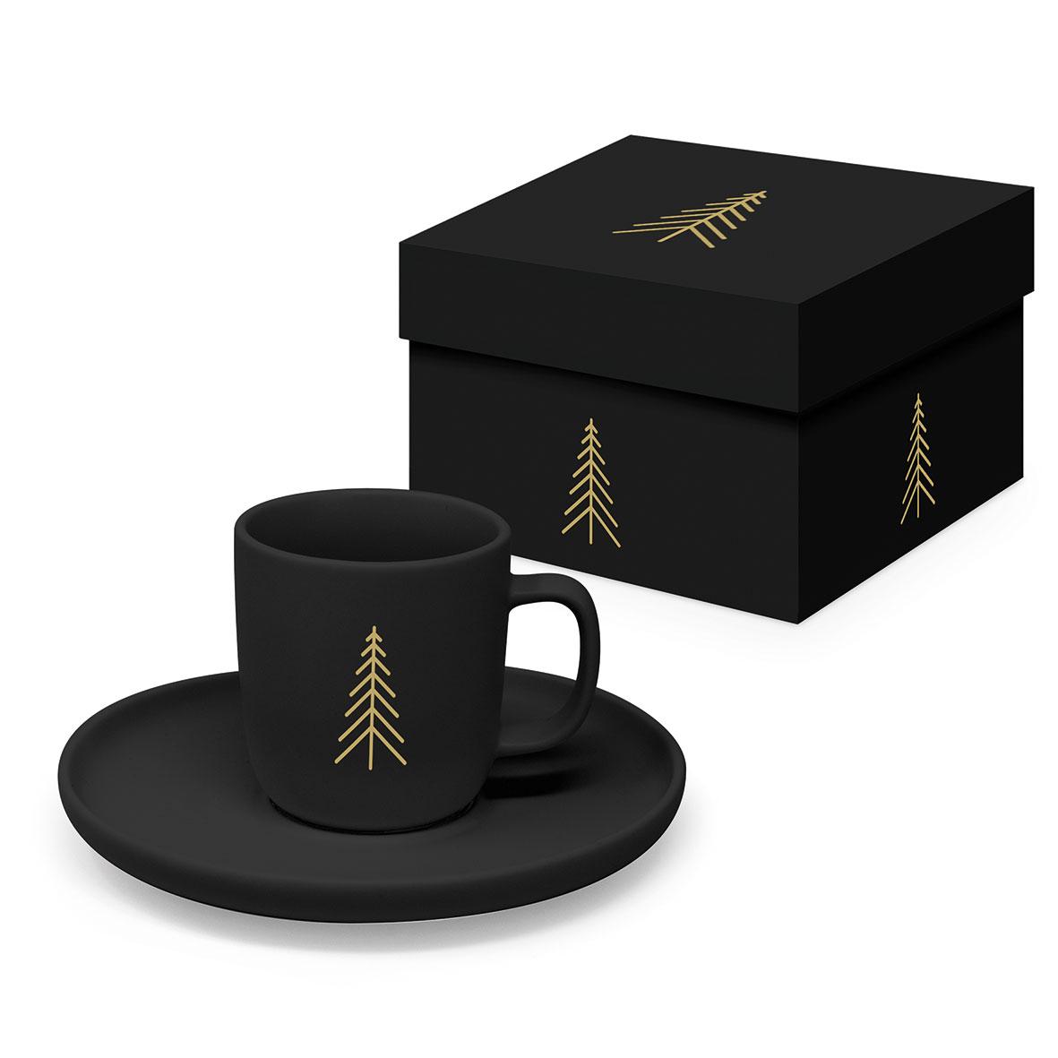 Pure Mood black Matte Espresso