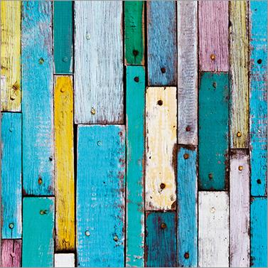 Vintage Wood 33x33cm
