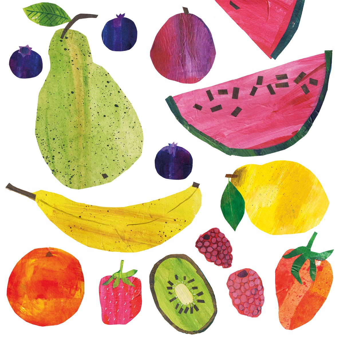 Tutti Frutti Napkin 33x33