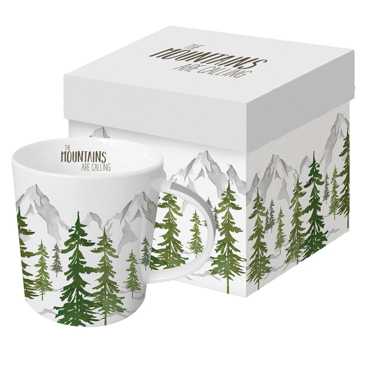 Adventure Mountains Trend Mug GB