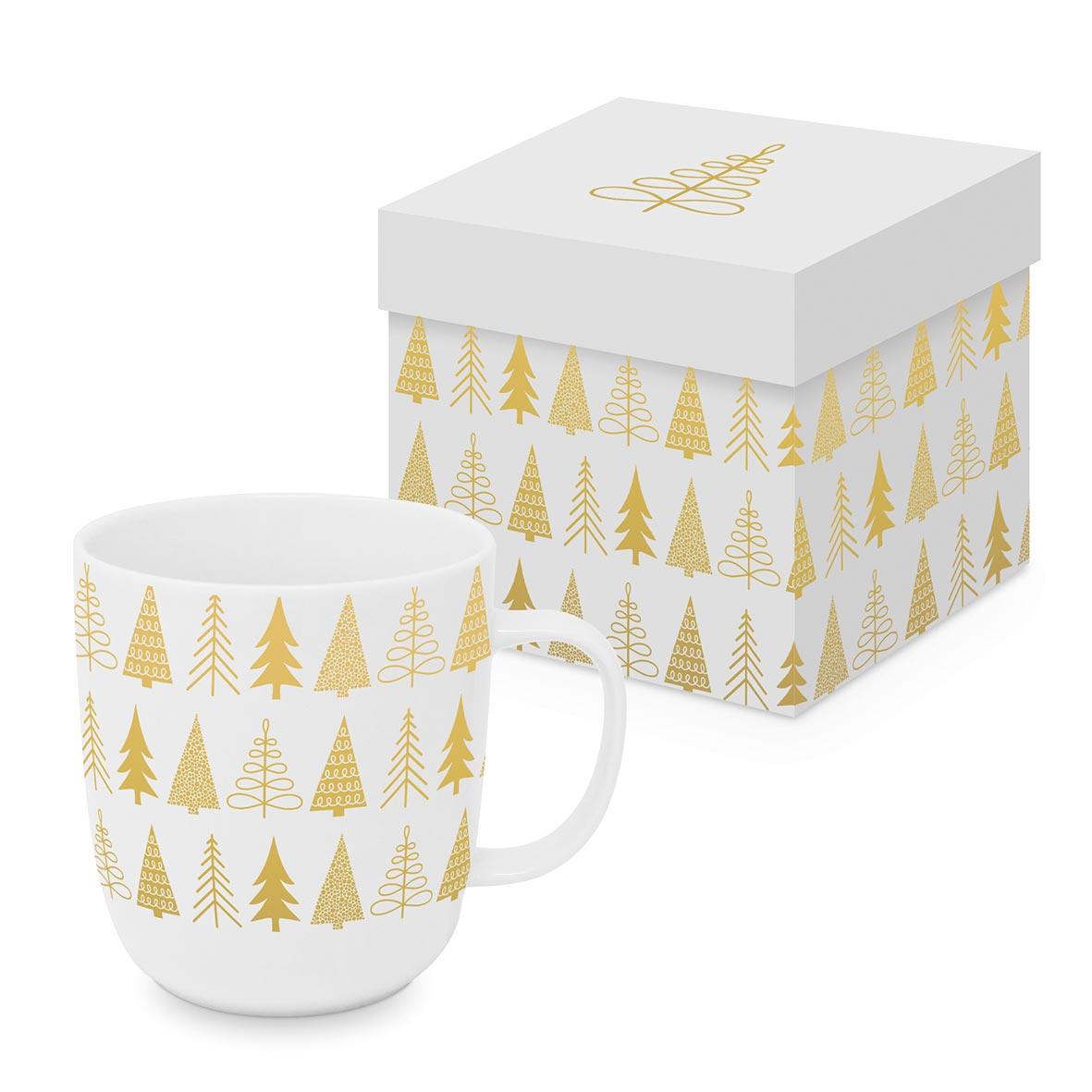 Pure Mood gold Matte Mug GB